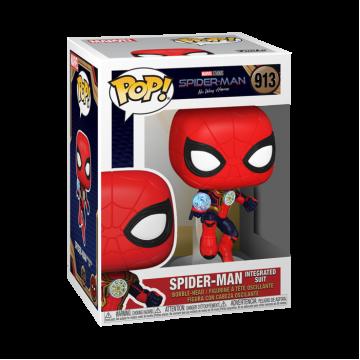 Фигурка Funko POP! Spider-Man: No Way Home: Spider-Man Integrated Suit 56829