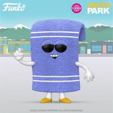 Фигурка Funko POP! South Park: Towelie Flocked Exclusive 57310