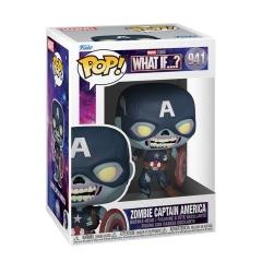 Фигурка Funko POP! What If: Zombie Captain America 57375