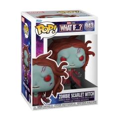 Фигурка Funko POP! What If: Zombie Scarlet Witch 57378