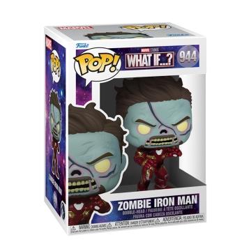 Фигурка Funko POP! What If: Zombie Iron Man 57379
