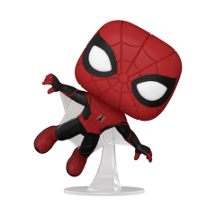 Фигурка Funko POP! Spider-Man: No Way Home: Spider-Man Home Updgraded Suit 57634