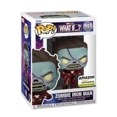 Фигурка Funko POP! What If: Zombie Iron Man GITD Exclusive 58178