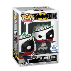 Фигурка Funko POP! Batman: The Joker King Exclusive 58203