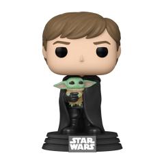 Фигурка Funko POP! Star Wars: The Mandalorian: Luke with Child 58290