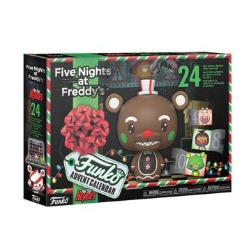 Адвент Календарь Funko Five Nights at Freddys Blackligh 58458