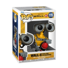 Фигурка Funko POP! Wall-E: Wall-E with Fire Extinguisher 58558
