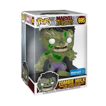"""Фигурка Funko POP! Marvel Zombies: 10""""Inch Hulk Exclusive 695"""