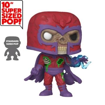 """Фигурка Funko POP! Marvel Zombies: 10""""Inch Magneto Exclusive 697"""