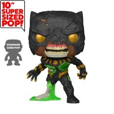 """Фигурка Funko POP! Marvel Zombies: 10""""Inch Black Panther Exclusive 699"""