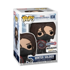 Фигурка Funko POP! Captain America: Year of The Shield - The Winter Soldier 838