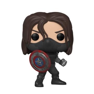 Фигурка Funko POP! Captain America: Year of The Shield - The Winter Soldier 838