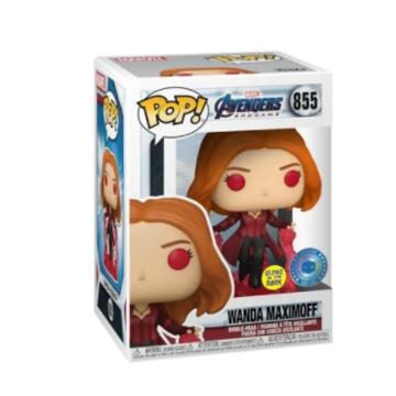 Фигурка Funko POP! Avengers Endgame: Wanda Maximoff PIAB Exclusive 885