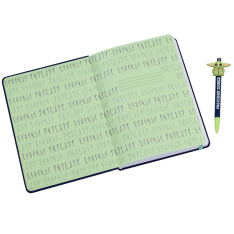 Записная книжка Funko Star Wars The Mandalorian: The Child: Notebook and Pen Precious Cargo 06482