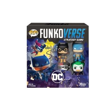 Настольная игра POP! Funkoverse: DC Comics 100 Base Set 42628