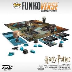 Настольная игра POP! Funkoverse Harry Potter 100 Base Set 42631