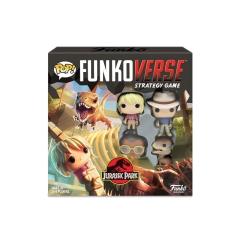 Настольная игра POP! Funkoverse: Jurassic Park 100 Base 46066