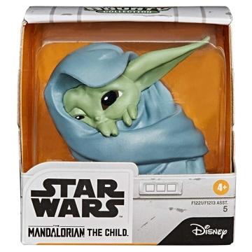 Фигурка Hasbro Star Wars: The Mandalorian: The Child Blanket Wrapped 1253