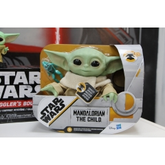 Игрушка Hasbro Star Wars The Mandalorian The Child Talking Plush 0007