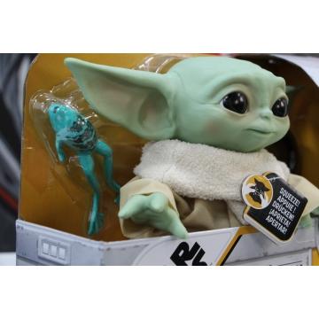Игрушка Hasbro Star Wars The Mandalorian The Child Talking Plush 0007