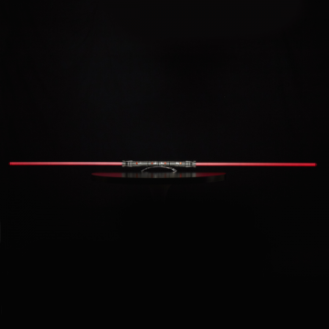 Световой меч Hasbro Star Wars Black Series Darth Maul Force FX 0010