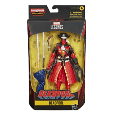 Фигурка Marvel Legends Deadpool Pirate Deadpool 0020