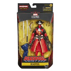 Фигурка Marvel Legends Deadpool Pirate Deadpool 0020