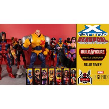 Фигурка Marvel Legends Deadpool Warpath 0021