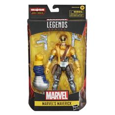 Фигурка Marvel Legends Deadpool Maverick 0022