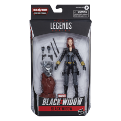 Фигурка Marvel Legends Black Widow Black Widow 0027