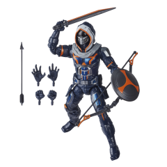 Фигурка Marvel Legends Black Widow Taskmaster 0028