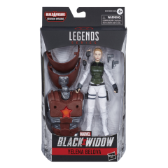 Фигурка Marvel Legends Black Widow Yelena Belova 0029