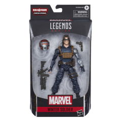 Фигурка Marvel Legends Black Widow Winter Soldier 0030