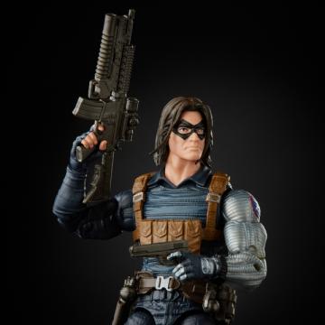 Фигурка Marvel Legends Black Widow Winter Soldier 0030