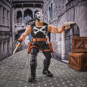 Фигурка Marvel Legends Black Widow Crossbones 0032