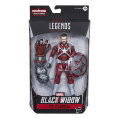 Фигурка Marvel Legends Black Widow Red Guardian 0033