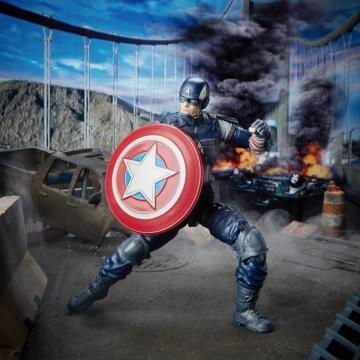 Фигурка Marvel Legends Avengers GamerVerse Captain America 0035