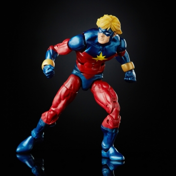 Фигурка Marvel Legends Avengers GamerVerse Mar-Vell 0037