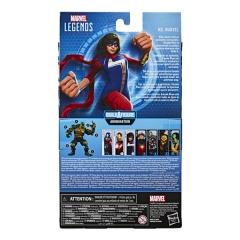 Фигурка Marvel Legends Avengers GamerVerse Ms. Marvel 0038