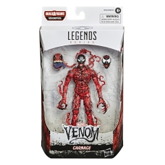 Фигурка Marvel Legends Venom Carnage E9300