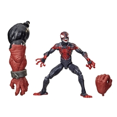 Фигурка Marvel Legends Venom Miles Morales E9300