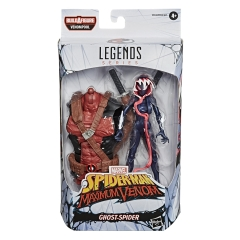 Фигурка Marvel Legends Venom Ghost-Spider E9300