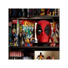 Интерактивная электронная голова Дэдпула Hasbro Marvel Legends Interactive Deadpool Electronic 6981