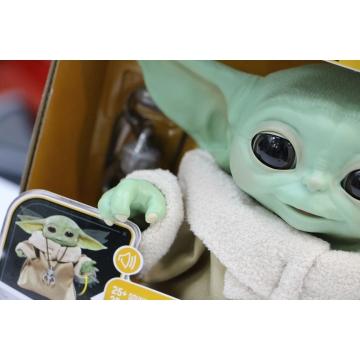 Интерактивная игрушка Hasbro Star Wars The Mandalorian The Child Animatronic 1119