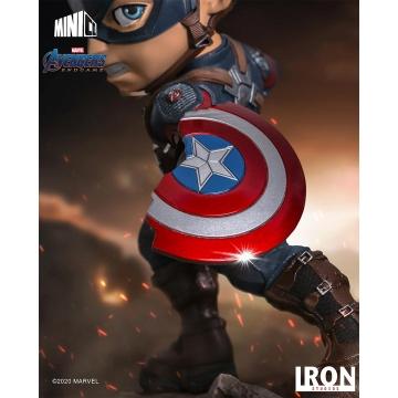Фигурка MiniCo Avengers Endgame Captain America 715531