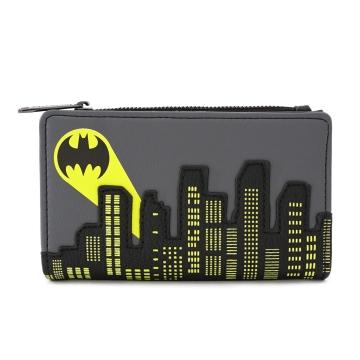 Кошелек Loungefly DC Batman Bat Signal Flap Wallet DCCWA0013