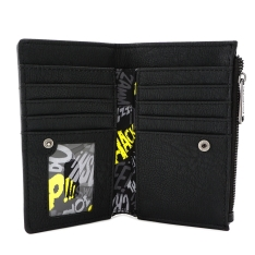 Кошелек Loungefly DC Batman Bat Signal Flap Wallet DCCWA0013