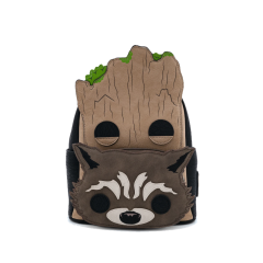 Рюкзак Loungefly Marvel Groot And Rocket Backpack MVBK0102