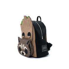 Рюкзак Loungefly Marvel Groot And Rocket Backpack MVBK0102
