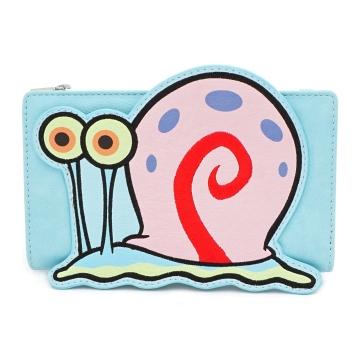 Кошелек Loungefly SpongeBob Gary 20th Anniversary Wallet NICWA0001